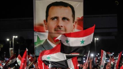 Siria esclarece la prioridad de Al-Asad tras ganar las elecciones