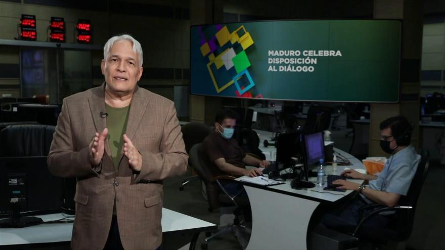 Buen día América Latina: Maduro celebra disposición al diálogo