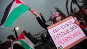 Congreso de Chile propone aplicar sanciones a productos israelíes