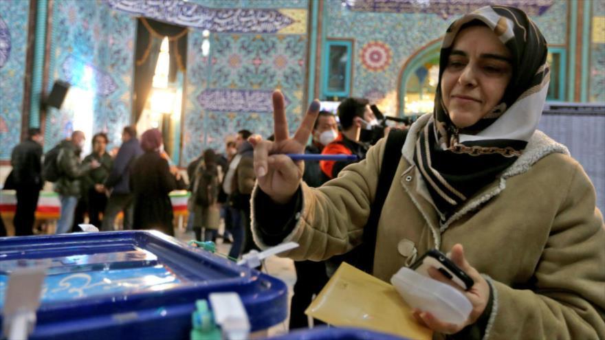FFAA de Irán: Alta participación electoral es garante de seguridad | HISPANTV
