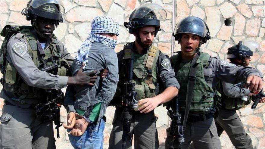 Israel arrestó a más de 3500 palestinos y activistas desde abril | HISPANTV