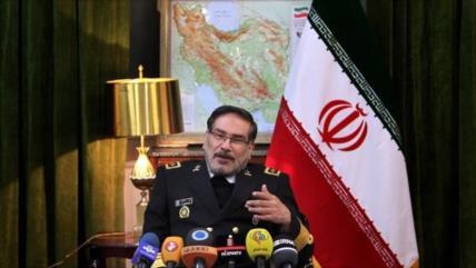 Responsable iraní a los vecinos: ¡Ojo con la influencia foránea!