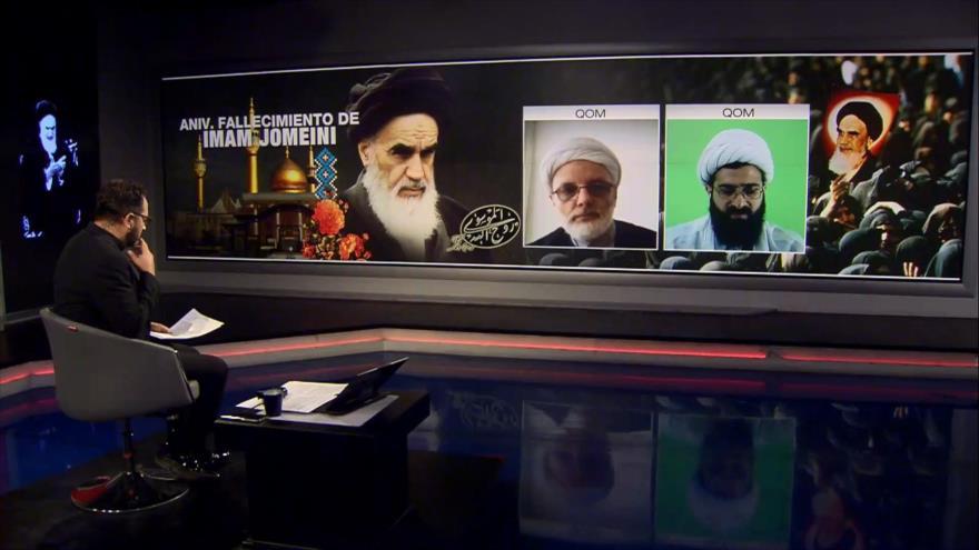 Analistas abordan el aniversario del fallecimiento de Imam Jomeini (Parte 1)