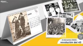 Esta semana en la historia: Revolución 43