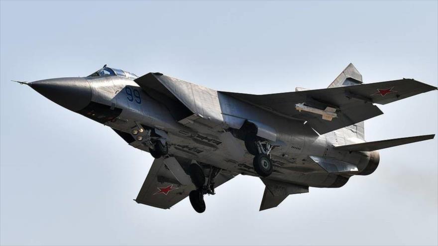 Rusia intercepta un avión militar de EEUU sobre el mar de Barents | HISPANTV