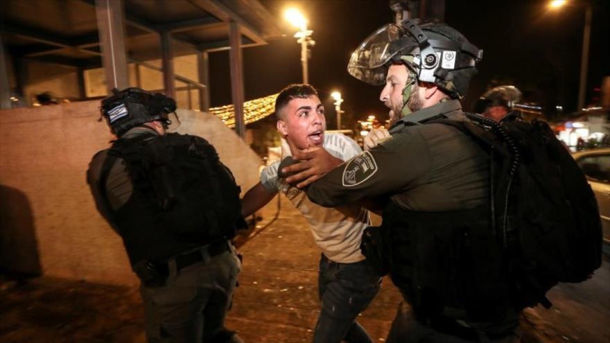 Israel reprime protestas palestinas contra colonias ilegales | HISPANTV