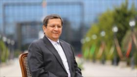 Hemati: 'Campo y diplomacia' pueden potenciar la economía iraní