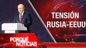 El Porqué de las Noticias: Elecciones de Irán. Tensión Rusia-EEUU. Cartas echadas en el Perú