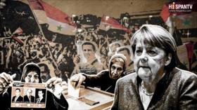 Los europeos se rinden ante la voluntad del pueblo sirio