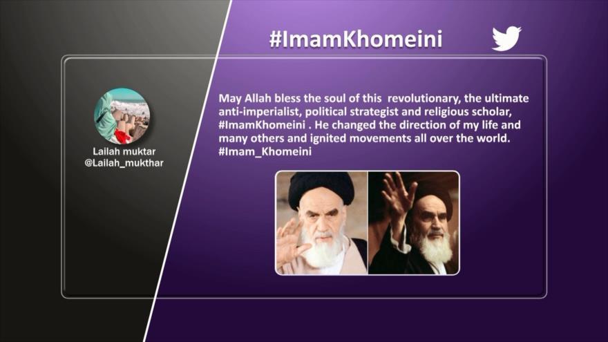 Etiquetaje: Irán, de luto por aniversario del fallecimiento de Imam Jomeini