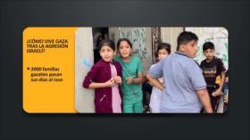PoliMedios: ¿Cómo vive Gaza tras la agresión israelí?