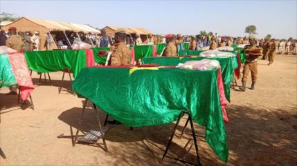 Ataques sangrientos causan la muerte de unos 138 en Burkina Faso