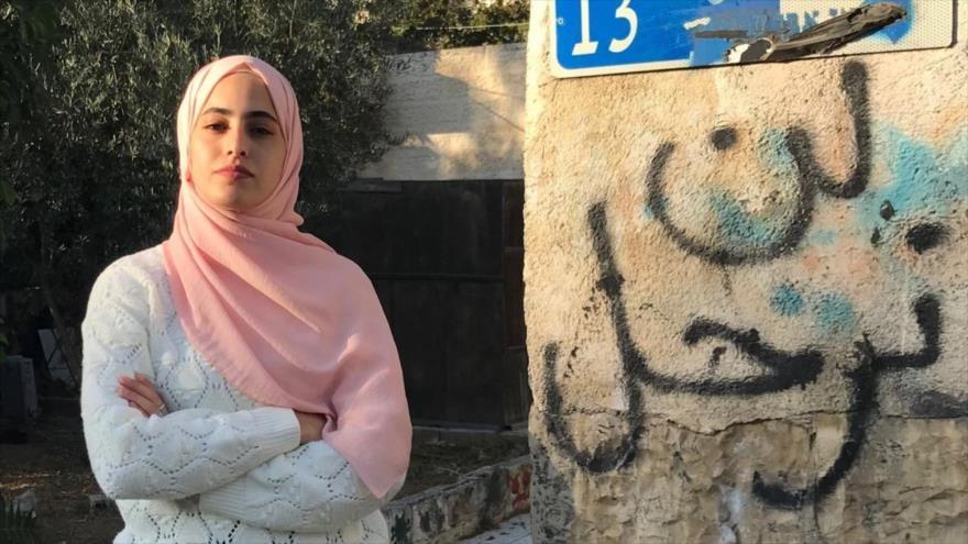 Israel detiene a Muna, destacada activista palestina, en Al-Quds