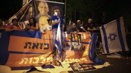 Alertan de 'asalto al Capitolio' en Israel tras caída de Netanyahu