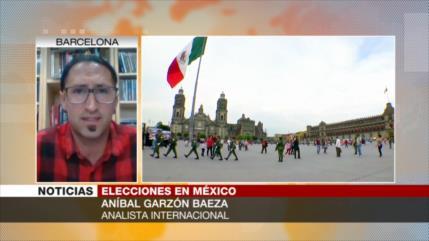 Garzón Baeza: Derecha de México busca impedir cambios profundos