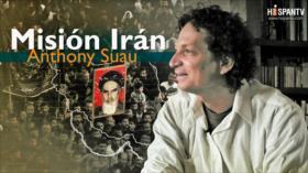Misión en Irán: Anthony Suau