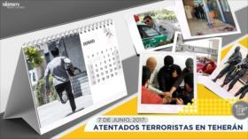 Esta semana en la historia: Atentados terroristas en Teherán