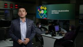 Buen día América Latina: Reñida elección en Perú