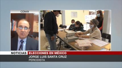 Santa Cruz: México está descontento con la gestión de AMLO