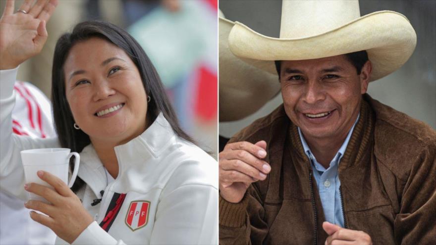 Comicios en Perú siguen entre denuncias de fraude y protestas