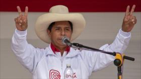 Castillo supera a Fujimori en Perú con 94,355 % de actas contadas