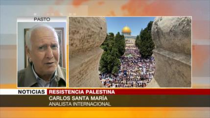 Santa María: Resistencia palestina es más fuerte que judaización