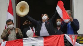 Pedro Castillo se acerca más a la Presidencia de Perú
