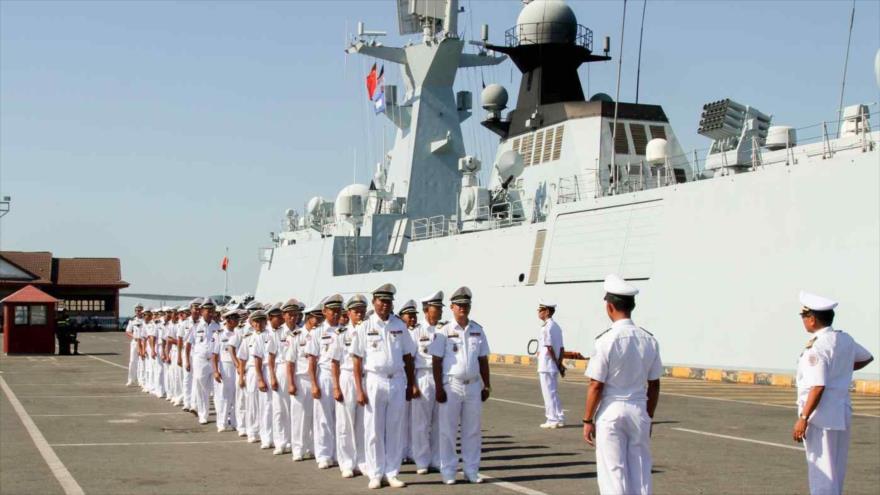 ¿La Armada china está ganando terreno a su par de EEUU en Camboya? | HISPANTV