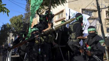 Resistencia palestina, lista para responder complots contra Al-Aqsa