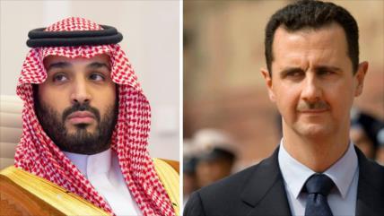 Arabia Saudí, en vías de reparar nexos con la Siria de Al-Asad