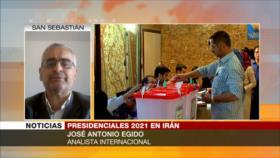 'Al Occidente le preocupa desarrollo de Irán, ni un arma nuclear'