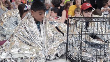 Gobierno de Trump separó casi 4000 niños de sus padres en frontera