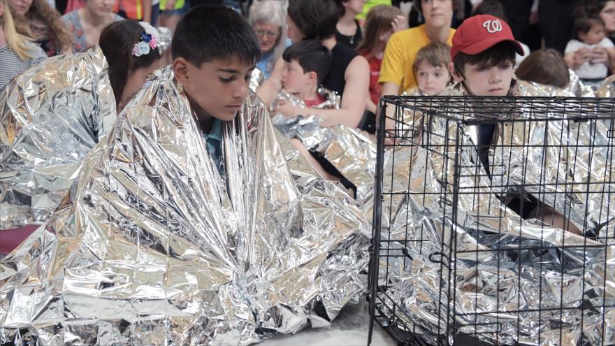 EEUU continúa deportando miles de niños migrantes no acompañados