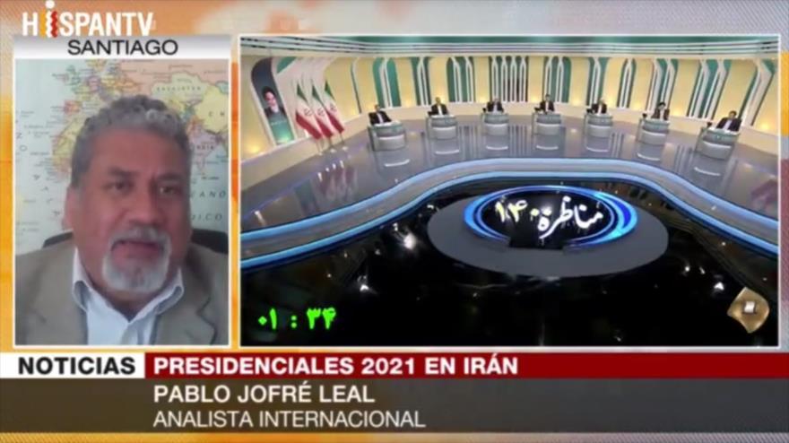 Jofré Leal: La autosuficiencia de Irán garantiza su soberanía nacional