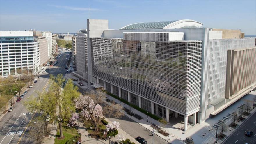 Sede del Banco Mundial (BM) en Washington, EE.UU.