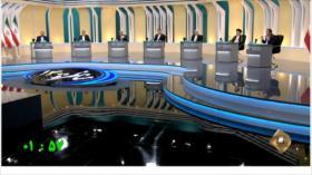 Candidatos presidenciales de Irán participan en el segundo debate televisivo
