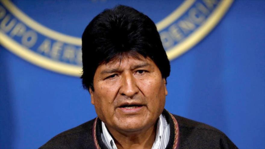 El expresidente de Bolivia Evo Morales. (Foto: Reuters)