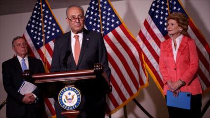 Senado de EEUU aprueba una ley ante amenaza tecnológica de China