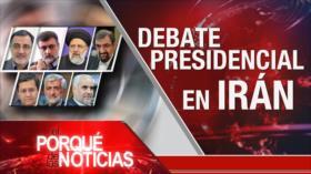 El Porqué de las Noticias: Debate presidencial en Irán. Discurso de Nasralá. Resultado de las elecciones en Perú