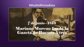 Etiquetaje: Día del Periodista en Argentina