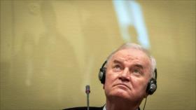 """Confirmado: """"Carnicero de Srebrenica"""", condenado a cadena perpetua"""