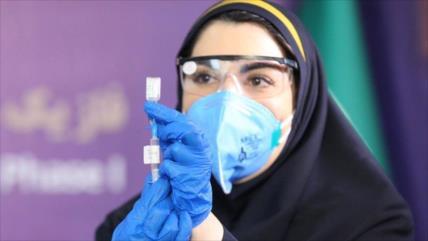 Irán inicia 2.ª fase de ensayos clínicos de vacuna anti-COVID-19