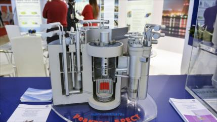 Rusia comienza a construir un reactor rápido refrigerado por plomo