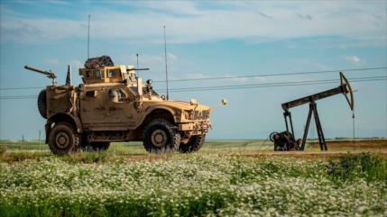 Lavrov: EEUU saquea recursos sirios para apoyar a sus milicias