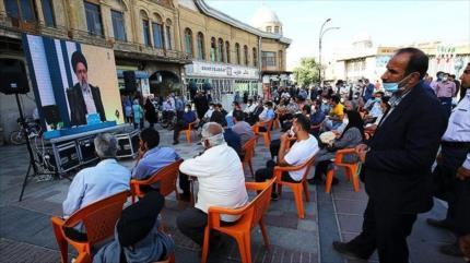 Iraníes siguen debates televisivos de candidatos presidenciales