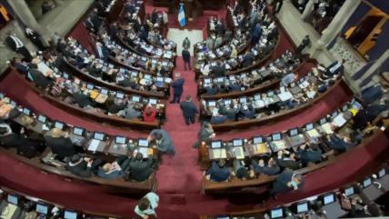 Nombramiento de magistrados de la CC de Guatemala genera protestas