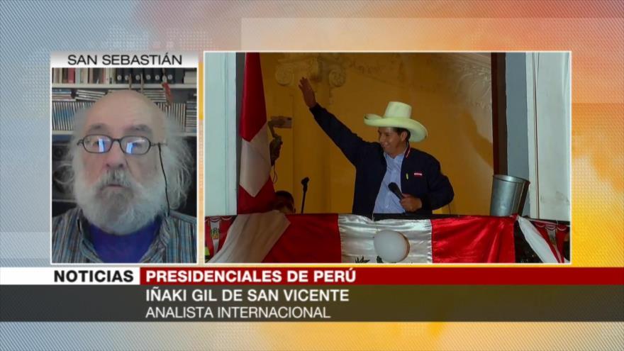"""Peruanos actúan con responsabilidad para frenar golpe en comicios"""