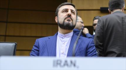 Irán alerta ante AIEA de indecisión de EEUU para levantar embargos