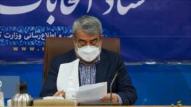 Irán garantiza seguridad y situación sanitaria de elecciones