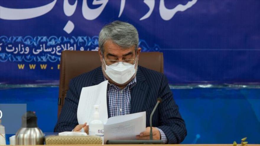 Irán garantiza la seguridad y la situación sanitaria de las elecciones